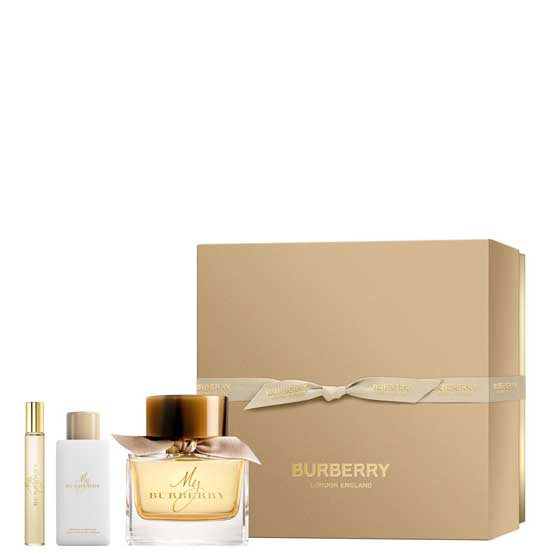 Burberry MY BURBERRY комплект 3 части 90 мл - EDP