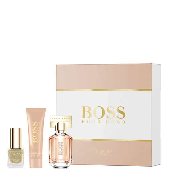 Hugo Boss Boss The Scent for Her комплект 3 части 30 мл - EDP
