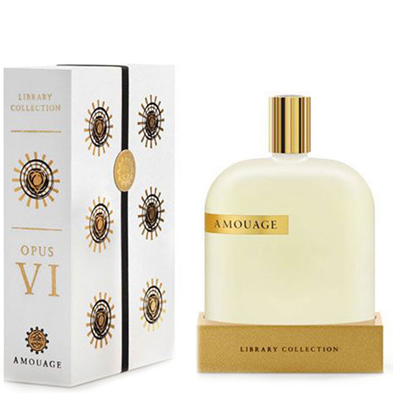 Amouage The Library Collection Opus VI унисекс парфюм