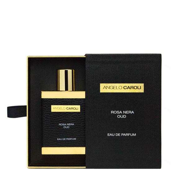 Angelo Caroli Rosa Nera Oud - Oud Collection унисекс парфюм