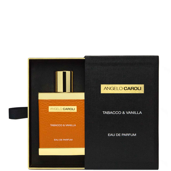 Angelo Caroli Tabacco&Vanilla - Colorfull  Collection унисекс парфюм