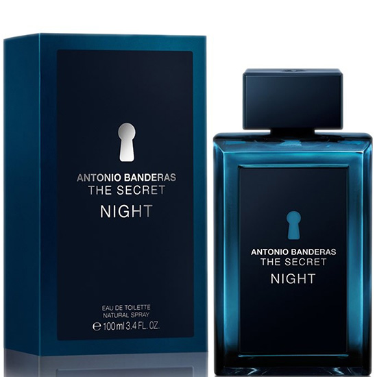 Antonio Banderas The Secret Night мъжки парфюм