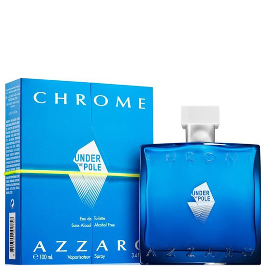 Azzaro Chrome Under The Pole мъжки парфюм