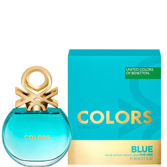 Benetton Colors de Benetton Blue дамски парфюм