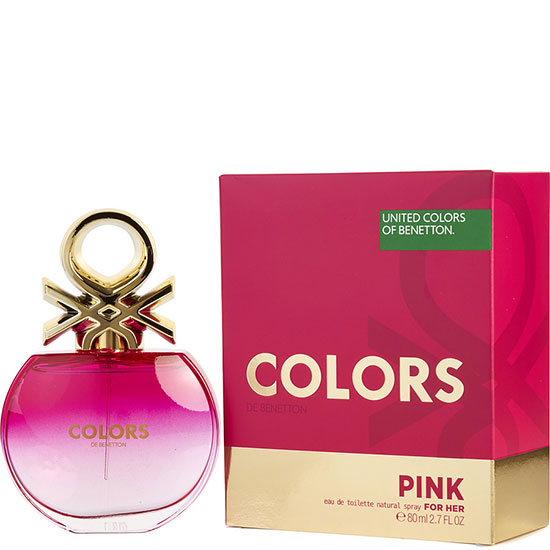 Benetton Colors de Benetton Pink дамски парфюм