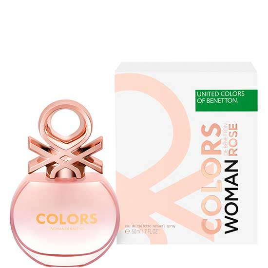Benetton Colors de Benetton Rose дамски парфюм