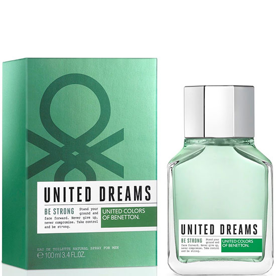 Benetton United Dreams Be Strong мъжки парфюм