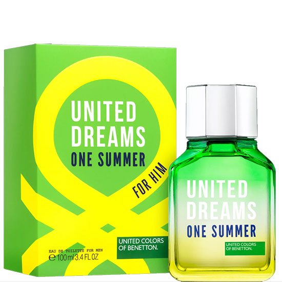 Benetton United Dreams One Summer мъжки парфюм