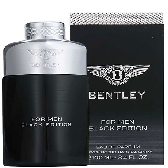 Bentley For Men Black Еdition мъжки парфюм