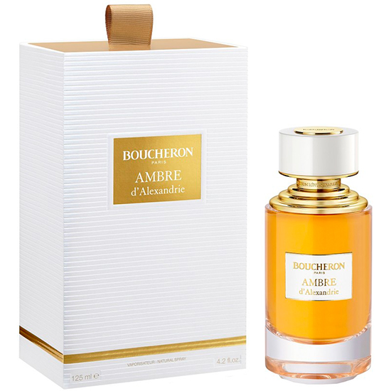 Boucheron La Collection Ambre D'Alexandrie унисекс парфюм