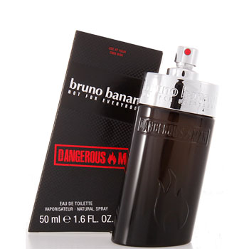 Bruno Banani DANGEROUS MAN мъжки парфюм