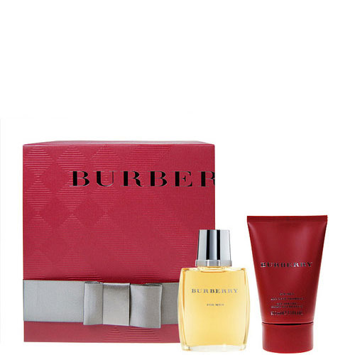 Burberry FOR MEN комплект 2 части 50 мл - EDT