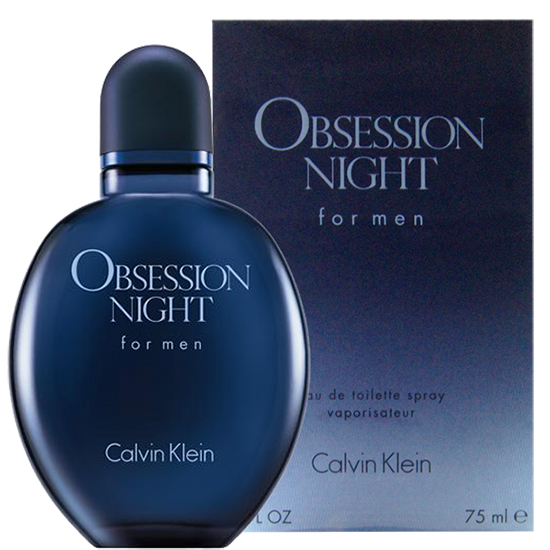 Calvin Klein OBSESSION NIGHT мъжки парфюм