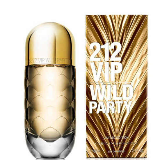 Carolina Herrera 212 VIP Wild Party дамски парфюм