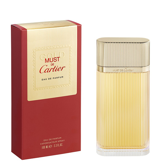 Cartier Must De Cartier Gold дамски парфюм