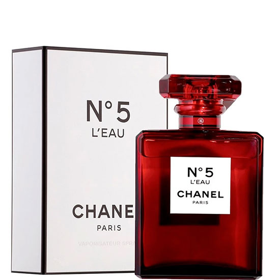 Chanel No.5 L'Eau Red Edition Chanel дамски парфюм
