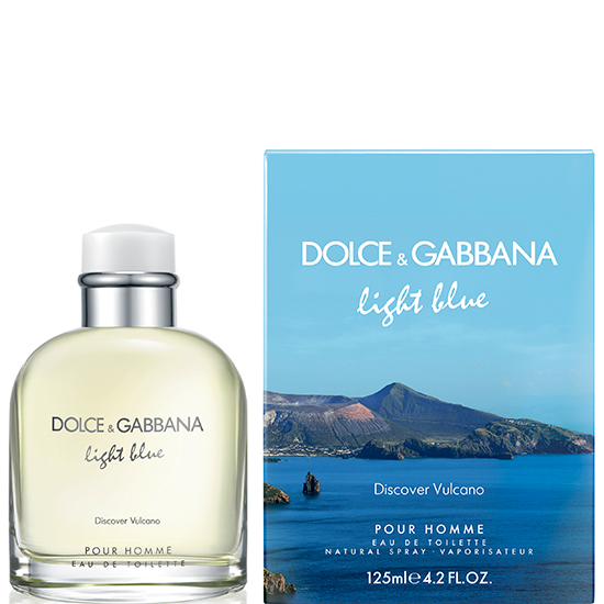 Dolce&Gabbana LIGHT BLUE DISCOVER VULCANO мъжки парфюм
