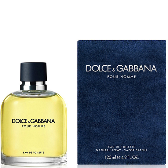 Dolce&Gabbana POUR HOMME 2012 мъжки парфюм