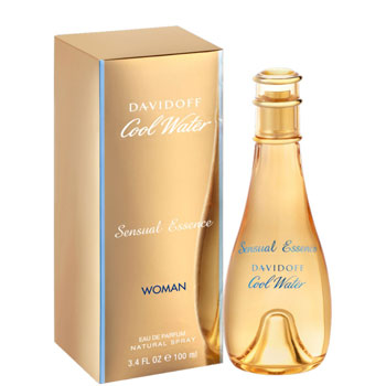 Davidoff COOL WATER SENSUAL ESSENCE дамски парфюм