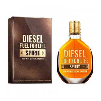 Diesel FUEL FOR LIFE SPIRIT мъжки парфюм