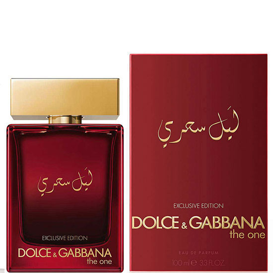 Dolce&Gabbana The One Mysterious Night мъжки парфюм