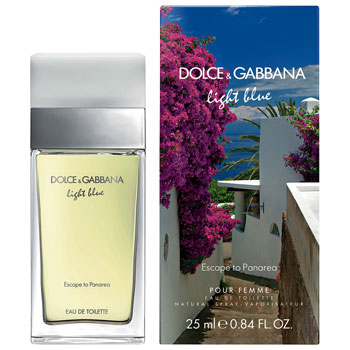 Dolce&Gabbana LIGHT BLUE ESCAPE TO PANAREA дамски парфюм