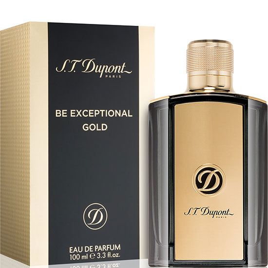 Dupont Be Exceptional Gold мъжки парфюм