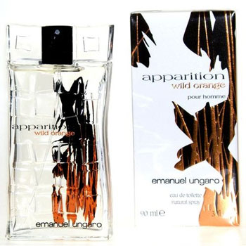 Emanuel Ungaro APPARITION WILD ORANGE мъжки парфюм