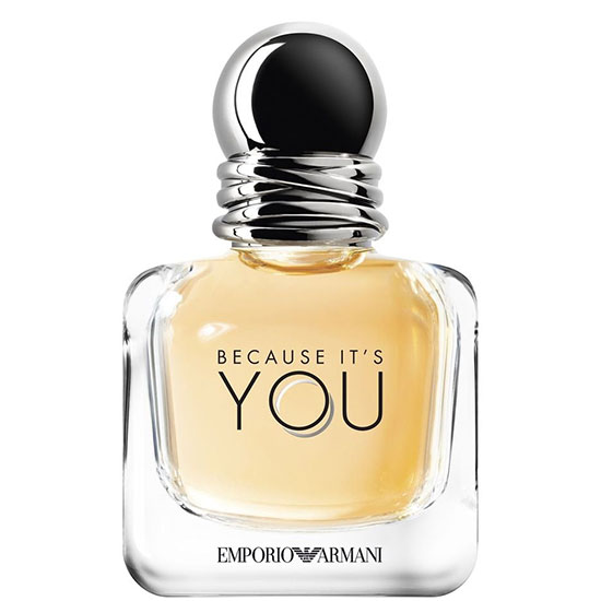 Emporio Armani Because It\'s You парфюм за жени 100 мл - EDP