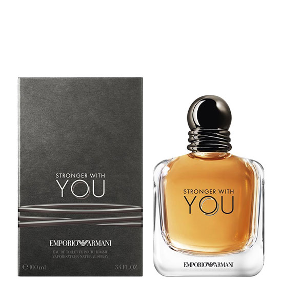 Emporio Armani Stronger With You мъжки парфюм