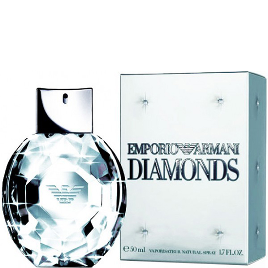 Giorgio Armani EMPORIO DIAMONDS Eau De Toillete дамски парфюм