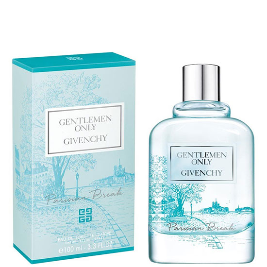 Givenchy Gentlemen Only Parisian Break мъжки парфюм