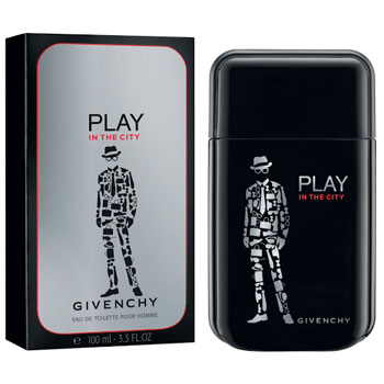 Givenchy PLAY IN THE CITY мъжки парфюм