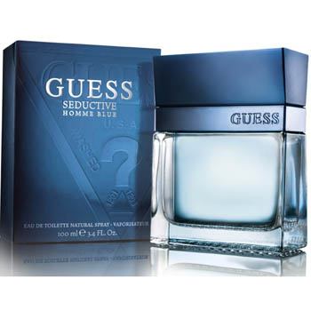 Guess SEDUCTIVE HOMME BLUE мъжки парфюм
