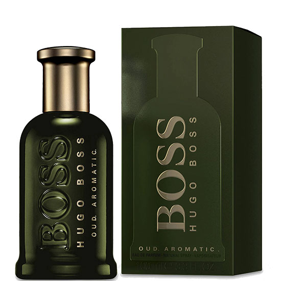Hugo Boss Boss Bottled Oud Aromatic мъжки парфюм