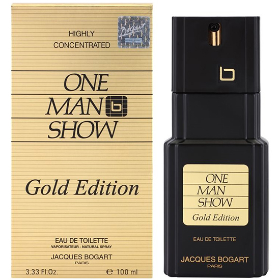 Jacques Bogart ONE MAN SHOW GOLD EDITION мъжки парфюм