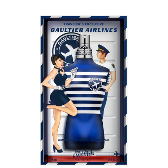 Jean Paul Gaultier Le Male Eau de Toilette Airlines мъжки парфюм