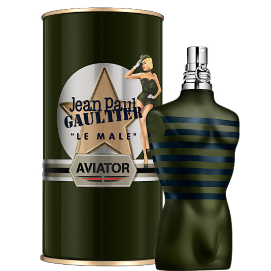 Jean Paul Gaultier Le Male Aviator мъжки парфюм