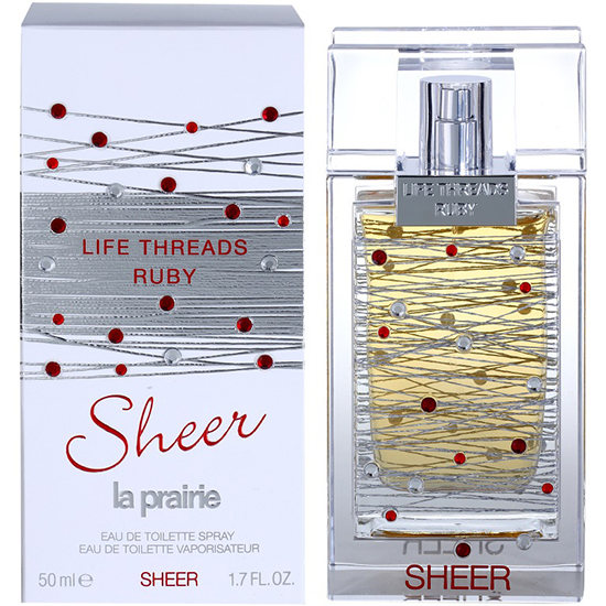 La Prairie LIFE THREADS RUBY SHEER дамски парфюм