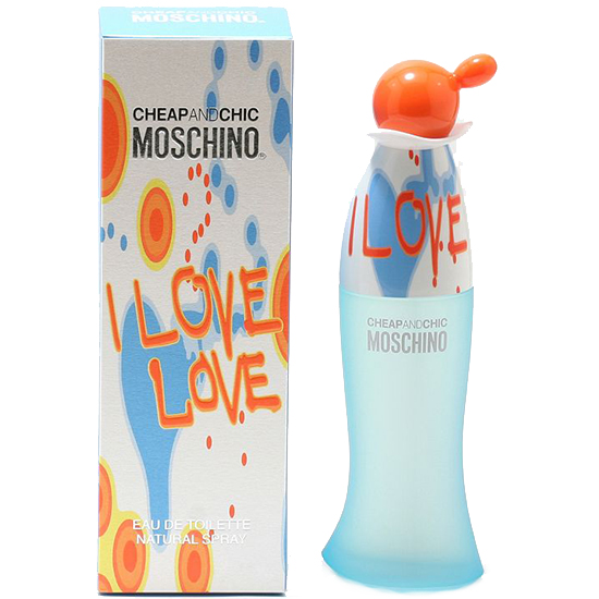Moschino CHEAP & CHIC I LOVE LOVE дамски парфюм