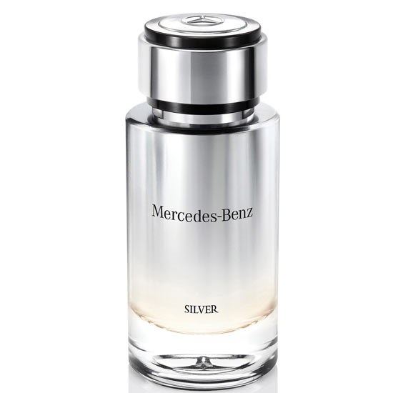 Mercedes-Benz Silver парфюм за мъже 120 мл - EDT