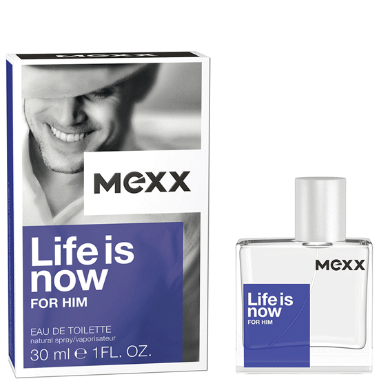 Mexx Life is Now for Him мъжки парфюм