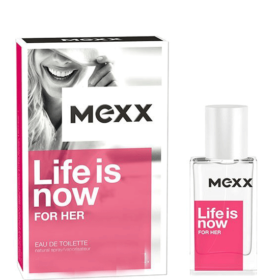 Mexx Life is Now for Her дамски парфюм