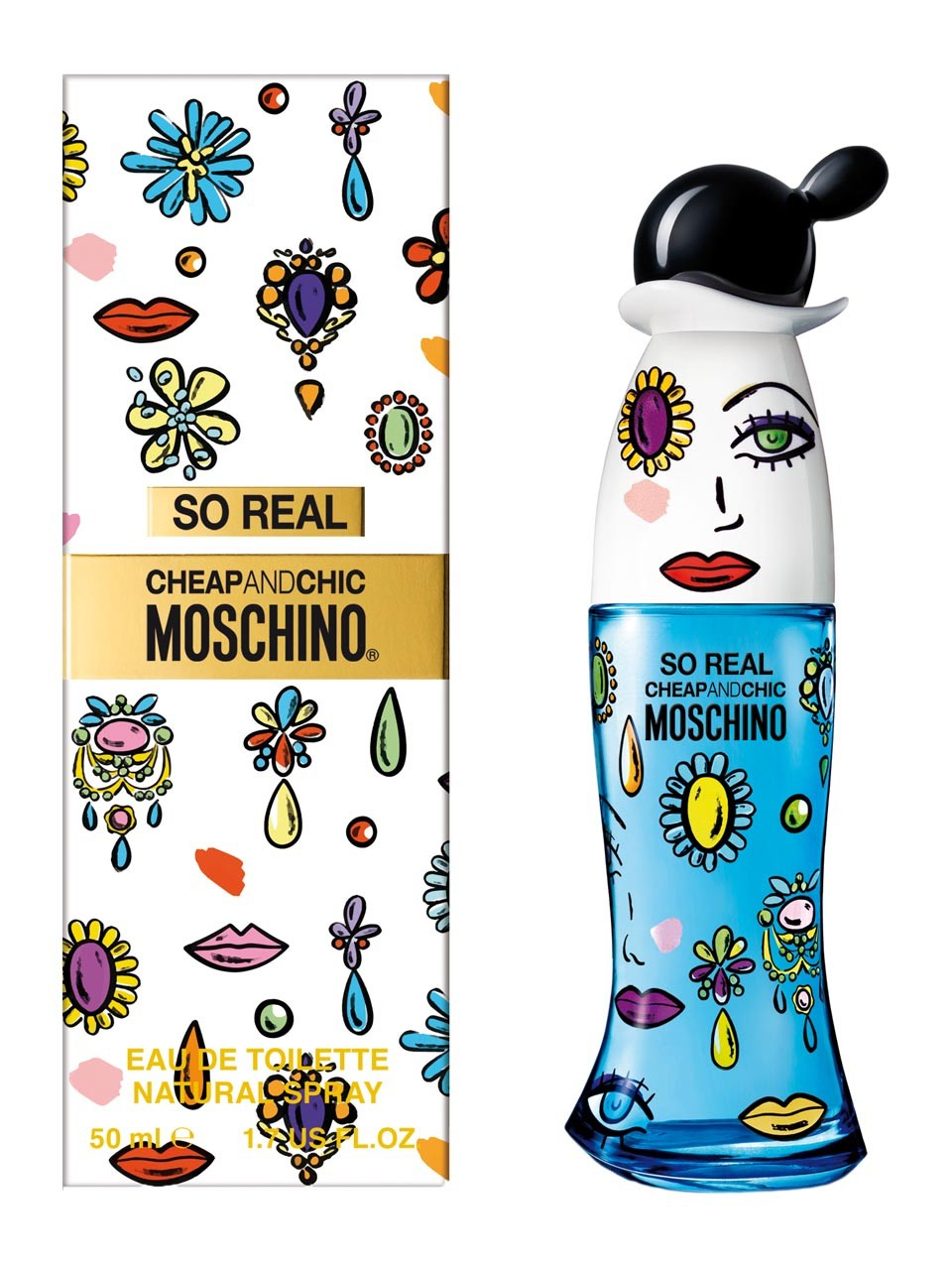 Moschino So Real Cheap & Chic дамски парфюм