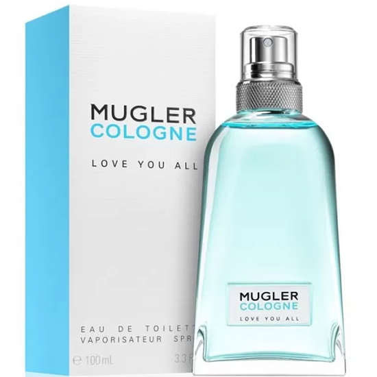 Mugler Cologne Love You All унисекс парфюм
