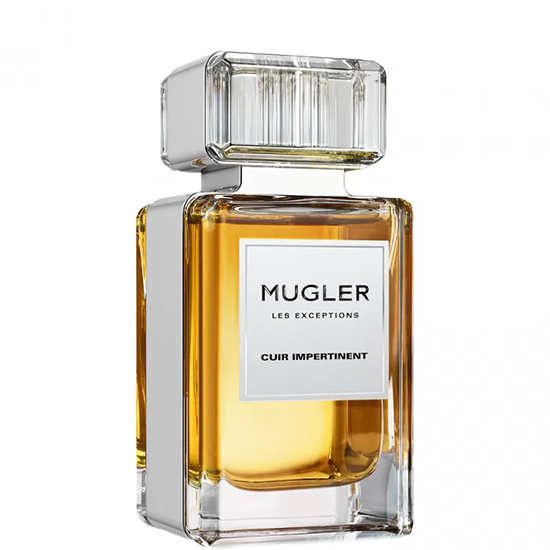 Mugler Les Exceptions Cuir Impertinent унисекс парфюм