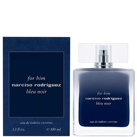Narciso Rodriguez For Him Bleu Noir Eau de Toilette Extreme мъжки парфюм