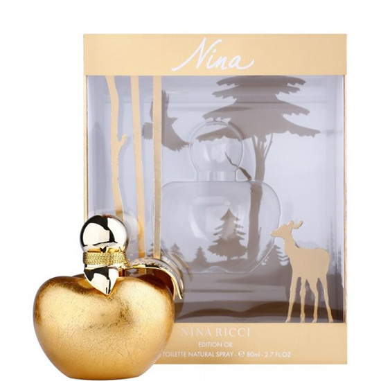 Nina Ricci Nina Edition d'Or дамски парфюм