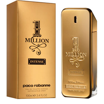 Paco Rabanne 1 MILLION INTENSE мъжки парфюм