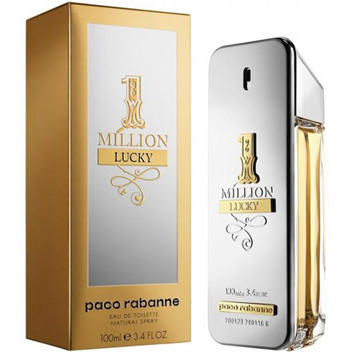Paco Rabanne 1 Million Lucky мъжки парфюм